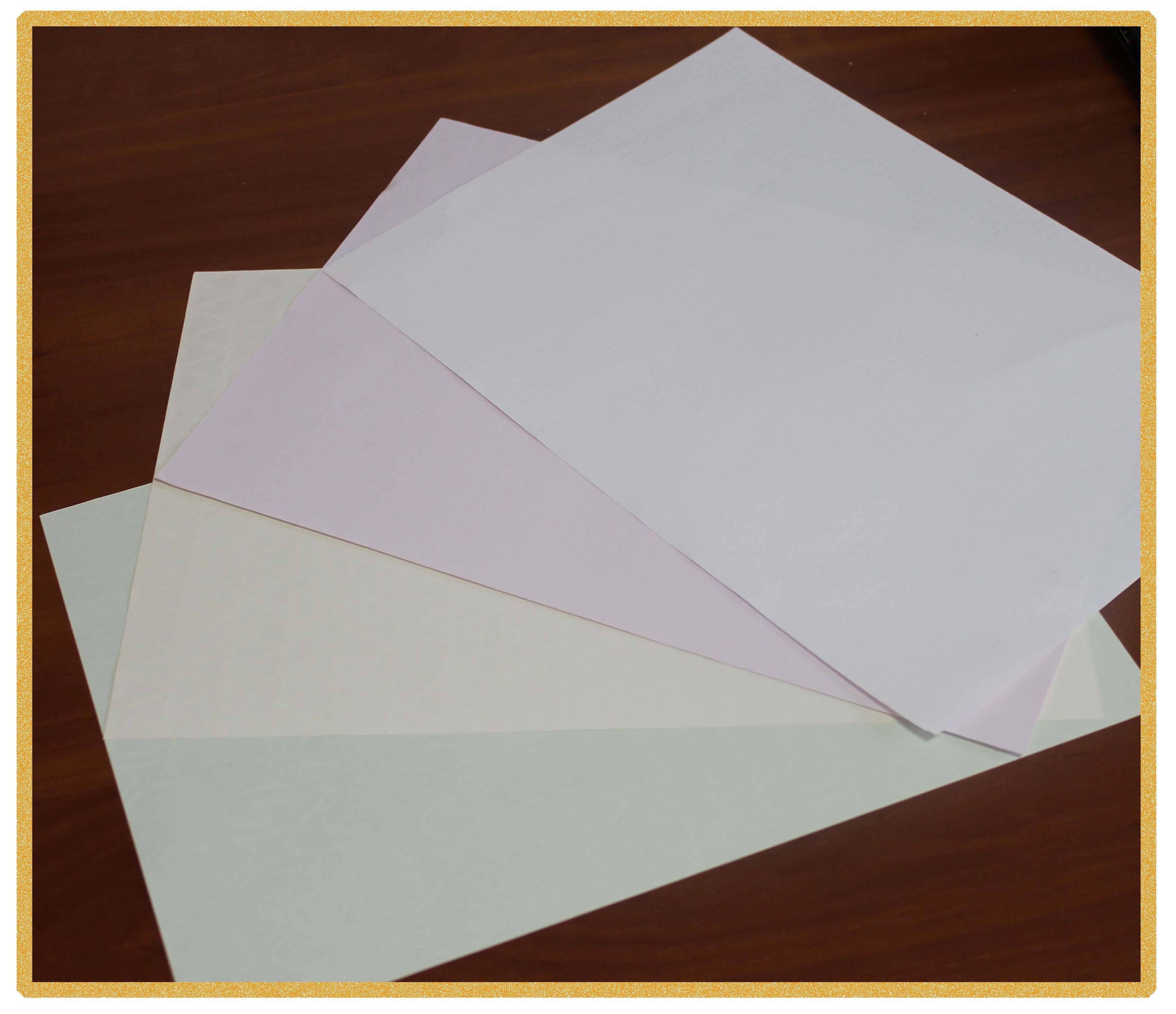 Дизайнерская бумага для фирменныхбланков